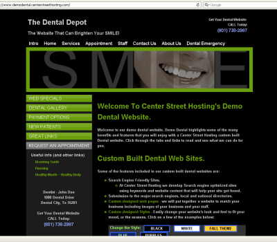 format of a website An effective website must convey content to its readers through attractive formatting poor formatting can make a website unappealing or even unreadable with.